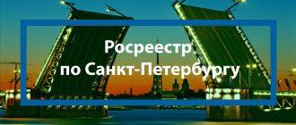 Росреестр в Cанкт-Петербурге